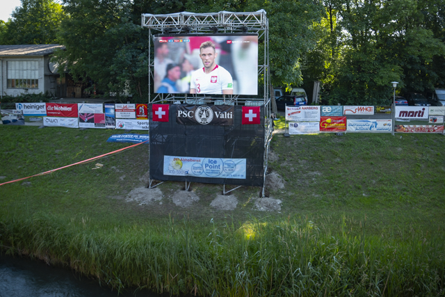 Public Viewing Aarberg